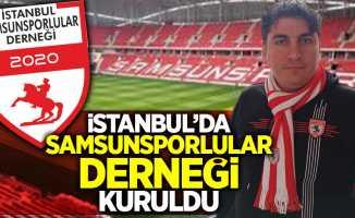 İstanbul'da Samsunsporlular Derneği Kuruldu