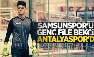 Samsunspor'un genç file bekçisini Antalyaspor transfer etti