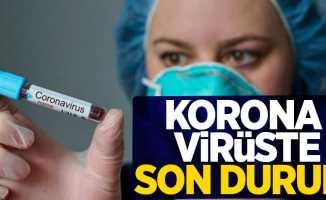 7 Şubat korona virüs tablosu açıklandı