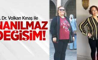 Op. Dr. Volkan Kınaş ile inanılmaz değişim