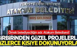 Örnek belediyeciliğin adı: Atakum Belediyesi! Birbirinden güzel projelerle yüzlerce kişiye dokunuyorlar