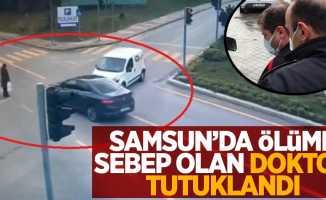 Samsun'da ölüme sebep olan doktor hakkında karar