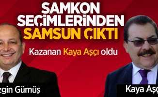 Bugün kongresi yapılan SAMSUN SİVİL TOPLUM KURULUŞLARI KONFEDESYONU...