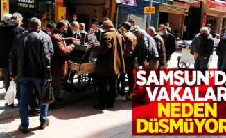 Samsun'da vakalar neden düşmüyor?