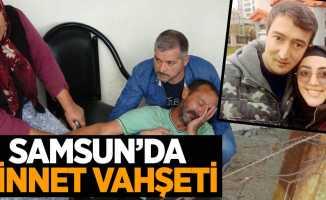 Cinnet getiren koca önce karısını öldürdü, ardından intihar etti