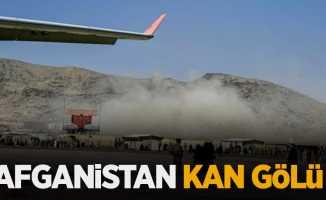 Afganistan kan gölü