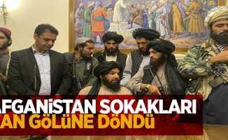 Afganistan sokakları kan gölüne döndü!
