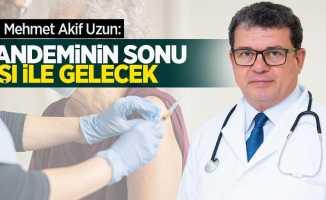 Mediliv Tıp Merkezi - Dr. Mehmet Akif Uzun; Pandeminin sonu aşı ile gelecek