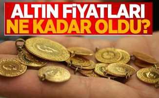 Altın fiyatları ne kadar oldu? İşte 26 Eylül Pazar güncel altın fiyatları...