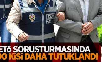 FETÖ Soruşturmasında 100 tutuklama daha!