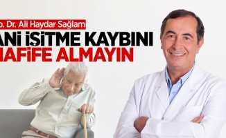 Özel Mediliv Tıp Merkezi - Op. Dr. Ali Haydar Sağlam Ani İşitme Kaybını Hafife Almayın!