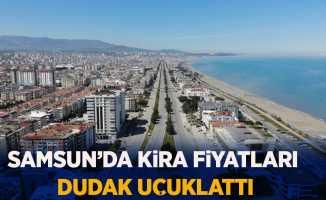 Samsun'da kira fiyatları dudak uçuklattı
