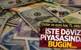 Dolar ve Euro ne kadar oldu? 18 Ekim Pazartesi dolardövizde son durum...