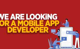 We are looking for a mobile app developer