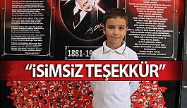 8 Yaşındaki Arda'dan Asker ve Polis Abilerini Duygulandıran Mesaj