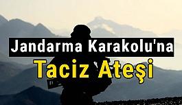 Giresun'da Jandarma Karakoluna Ateş Açıldı