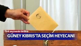 Güney Kıbrıs'ta Yarın Seçime Gidiyor