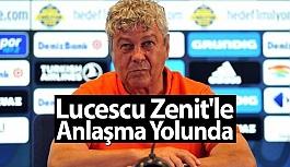Lucescu Zenit'le Anlaşma Yolunda