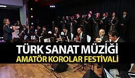 Samsun'da 1. Uluslararası Türk Sanat Müziği Amatör Korolar Festivali