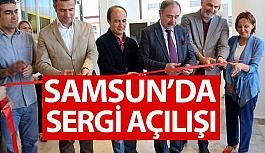 Samsun'da Çevre Günü Sergisi Açıldı