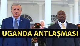 Türkiye Uganda ile 6 anlaşma imzalandı