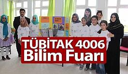 Vezirköprü'de TÜBİTAK 4006 Bilim Fuarı