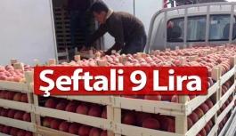 Şeftali'nin Fiyatı 9 Lira
