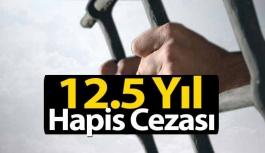 Uyuşturucu Tacirine 12.5 Yıl Hapis
