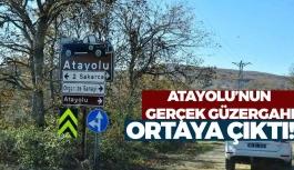 Atatürk'ün Havza'ya Gittiği Yol Ortaya Çıktı!