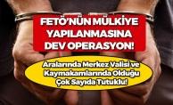 Karadeniz İlinde FETÖ Operasyonu!