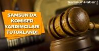 Samsun'da 2 Komiser Yardımcısı Tutuklandı