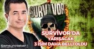 Survivor 2017'ye Gidecek 3 İsim Daha Belli Oldu