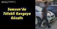 Samsun'da Kavgada Tüfek Kullanan şahıs Gözaltına Alındı