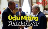 AKP-MHP Çanakkale'de Buluşuyor