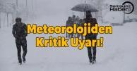 Meteoroloji Yine Uyardı!