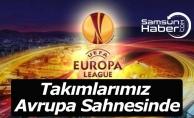 Türk Takımları Avrupa Sahnesinde