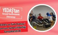 YEDAŞ, Türk Kızılay ile İşbirliğine Gitti