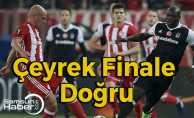 Beşiktaş, Çeyrek Final Peşinde