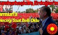 Cumhurbaşkanı Erdoğan'ın Samsun'a Geliş Saati Belli Oldu