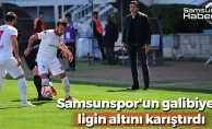 Samsunspor'un Galibiyeti  Ligin Altını Karıştırdı
