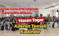 Tekkeköy Belediyesi'nin 8 Mart Programı