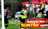 Osman Özköylü'den 'KONTRA' uyarısı