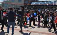 Samsun'da Engelsiz 23 Nisan kutlaması