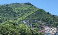 Boztepe'ye 15 Bin basamaklı merdiven yapılacak