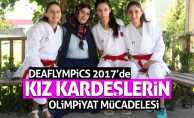 Kız kardeşlerin olimpiyat mücadelesi