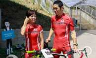 Samsun'da japon sporculardan örnek bir davranış