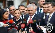 Başbakan'dan Barzani'ye çağrı yapıldı