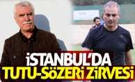 İstanbul'da Tutu – Sözeri zirvesi