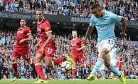 Manchester City, gol oldu yağdı