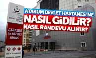 Atakum Devlet Hastanesi nerede, nasıl randevu alınır?